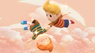 SSB4-Wii U Congratulations Lucas Classic