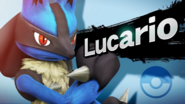 Lucario BG