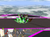 Link Down throw SSBM