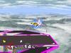 Pichu Forward aerial SSBM