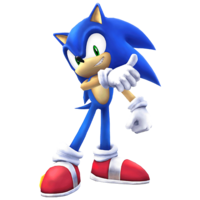 Sonic Clear SSBB