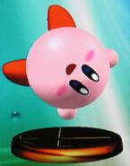 Kirby smash trophy (SSBM)