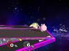 Jigglypuff Edge attack (fast) SSBM