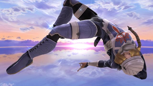File:SSB4-Wii U Congratulations Sheik All-Star.png
