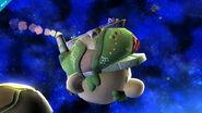 SSB4 Starship Mario