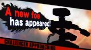 R.O.B. challenger Wii U