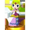 SSB3DS Zelda (Spirit Tracks) Trophy