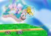 Jigglypuff Up aerial SSB