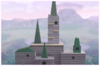 Hyrule Castle (64) Icon SSBWU