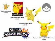 Pikachu (Super Smash Bros. Evolution)