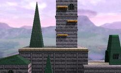SSB3DS Hyrule Castle (64)