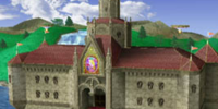 Mushroom Kingdom: Princess Peach's Castle