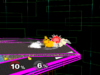 Pikachu Floor attack (back) SSBM
