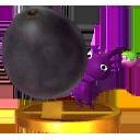 PurplePikminThrophy3DS