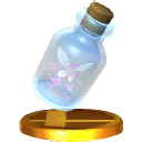 SSB3DS Fairy Bottle Trophy