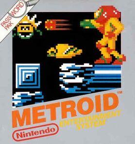 Metroid Original