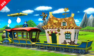 SSB4 3DS Spirit Train