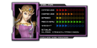 Zelda (SSBWU/3DS)