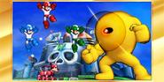 Megaman victory 2