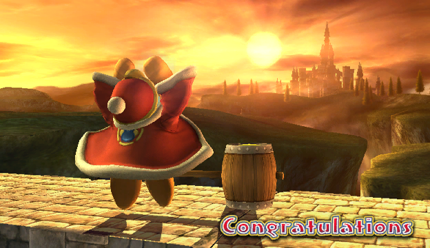 File:King Dedede Congratulations Screen All-Star Brawl.png