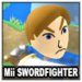 Mii Swordfighter Icon SSBWU