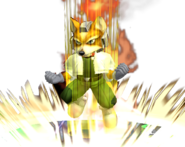 Fire Fox charge