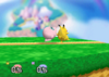 Pikachu Forward throw SSB
