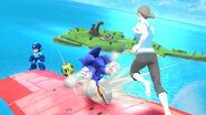 Training Sonic