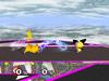 Thunder Jolt Pikachu (SSBM)