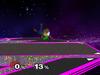 Dr. Mario Down throw SSBM