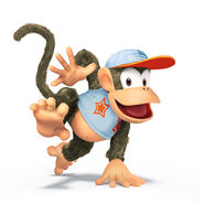 Diddy Kong Pallette 08