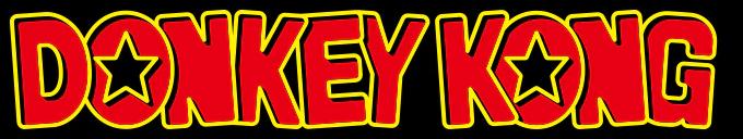 Donkey Kong New Logo