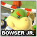 Bowser Jr. Icon SSBWU