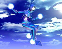 Blue Alloy