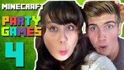 Minecraft party games 4
