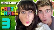 Minecraft party games 3