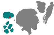 Provinciekaart Insula Prima