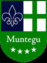 Muntegu wapenschild