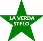 La verda stelo