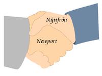 Logo Stedenband Nýttfrón-Newport.png