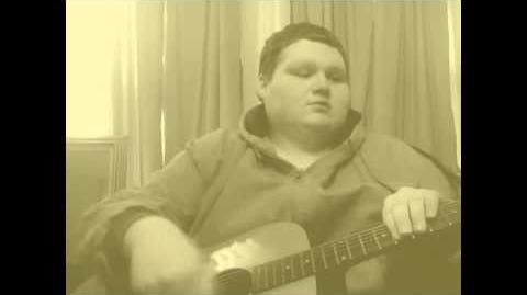 Chris Stahl 'Will you be here' (song written and sung by Chris Stahl)