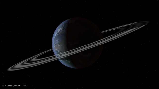 File:Ringed alien planet by nmajmani-d4f4sy8.png