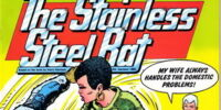 The Stainless Steel Rat Comic Books