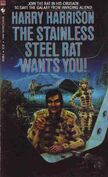 Harry harrisson the stainless steel rat wants you