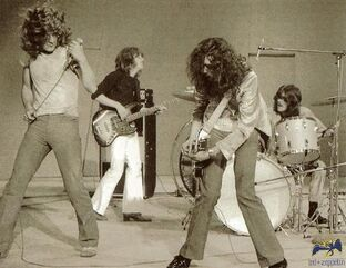 Early Led Zeppelin