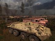 SCS Vehicle graveyard vehicles