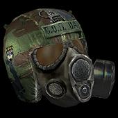 Cop icon sphere-12 helmet