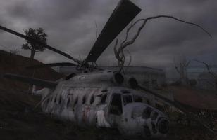 Mil Mi-6 Crash site