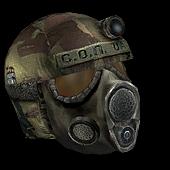 Cop icon tactical helmet