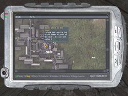 Secret stash on the tower